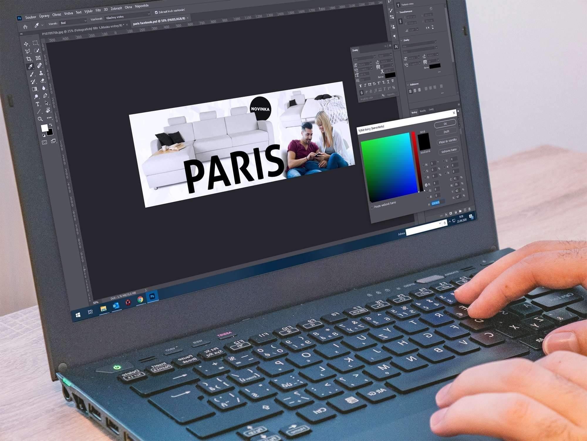 Grafické služby - IT Colors